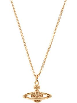 vivienne-westwood-mens-diamante-orb-chain--nbspgold