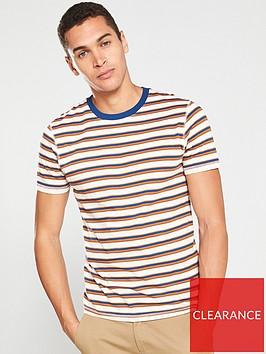 selected-homme-bruno-o-neck-t-shirt-bonecaramel