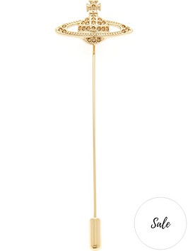 vivienne-westwood-mini-bas-relief-orb-tie-pin-gold-plated