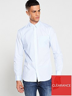 selected-homme-gilli-long-sleeve-shirt-bluewhite