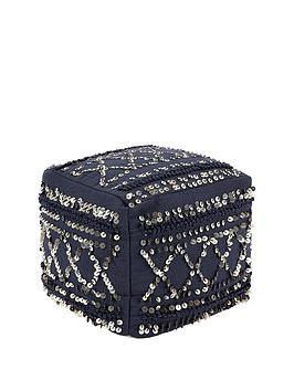 monsoon-moroccan-sequin-floor-cushion