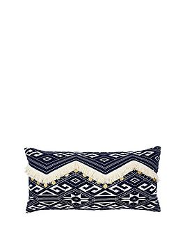 monsoon-aztec-coin-cushion