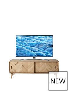 Hudson Living Milano Media Unit - fits up to 58 inch TV