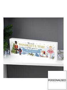 personalised-the-nutcracker-wooden-shelf-block