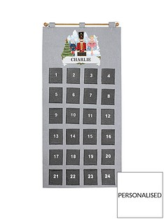personalised-the-nutcracker-christmas-advent-calendar
