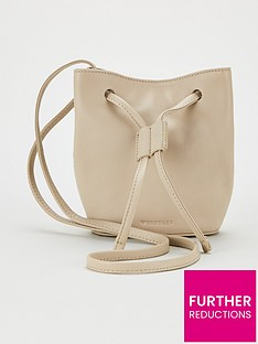 whistles-ammie-leather-mini-drawstring-bag-taupe
