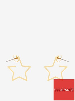 whistles-mini-star-outline-earrings