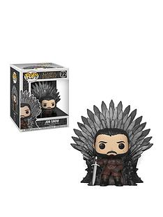 pop-got-jon-snow-sitting-on-iron-throne