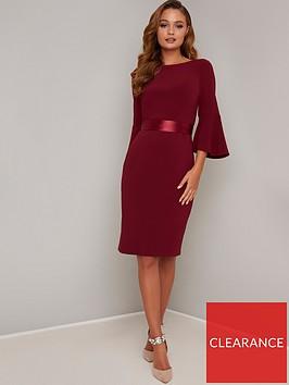 chi-chi-london-louanna-dress-berry
