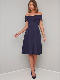 chi-chi-london-bay-dress-navy