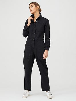 whistles-gabby-denim-jumpsuit-washed-black