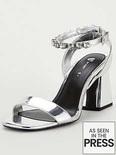 v-by-very-jewel-strap-flare-heeled-sandal-silver
