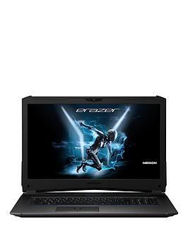 Medion Erazer X7859 17.3 Inch Fhd 144Hz Gaming Laptop - Intel Core I7, 8Gb Ram, 2Tb Hdd, 256Gb Ssd, 6Gb Gtx 1060 Graphics