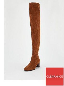 v-by-very-square-toe-tort-block-over-the-knee-boots--