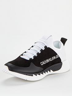 calvin-klein-angus-runner-trainers-blackwhite