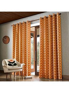 orla-kiely-house-linear-stem-eyelet-curtains
