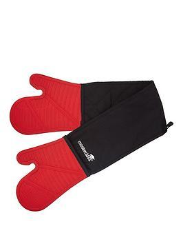 Masterclass Cotton Double Oven Glove