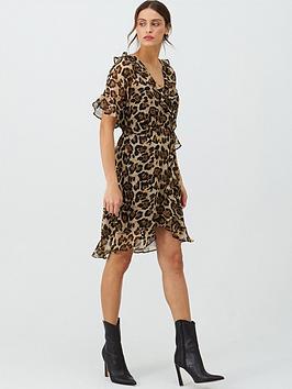 v-by-very-soft-kimono-tea-dress-leopard-print