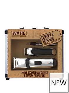 Wahl Wahl Clipper & Trimmer Kit Complete Gift Set