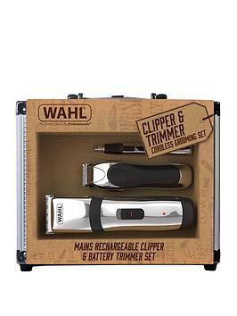 Wahl Wahl Clipper &Amp; Trimmer Kit Complete Gift Set