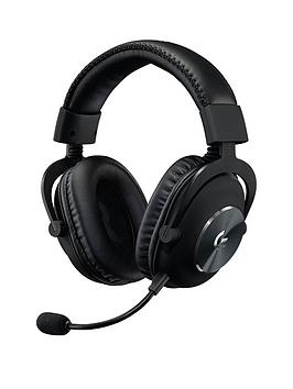 Logitech G PRO X Gaming Headset for PC