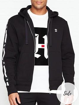 tommy-hilfiger-lewis-hamilton-zip-through-hoodienbsp--black
