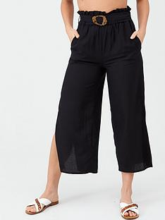 v-by-very-linen-mix-wide-leg-beach-trouser-black