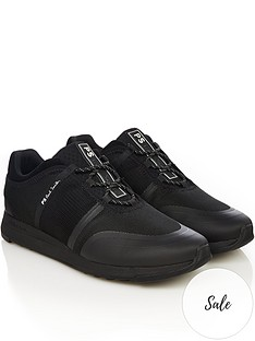 ps-paul-smith-menrsquos-club-runner-trainers-black