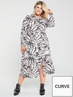 v-by-very-curve-longline-shirt-dress-cream-marble-print