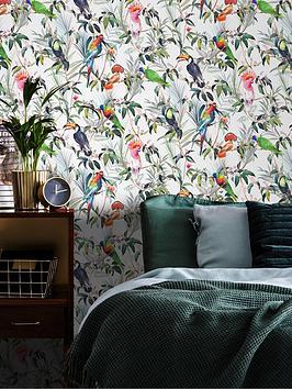 fresco-amazon-tropical-multi-wallpaper