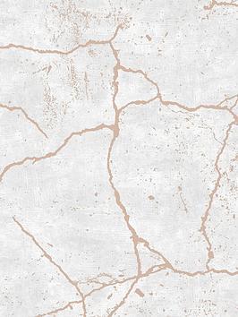 superfresco-easy-kintsugi-rose-gold-wallpaper