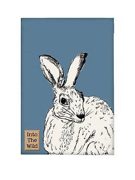 creative-tops-nbspinto-the-wild-hare-100-cotton-tea-towel