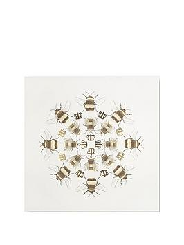 graham-brown-beautiful-bees-canvas-with-metallic