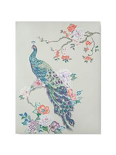 graham-brown-pretty-peacock-canvas-with-metallic