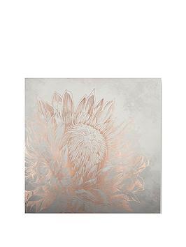 graham-brown-pretty-protea-canvas-with-metallic