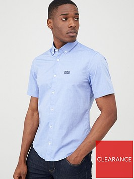 boss-biadia-r-short-sleeved-shirt-blue