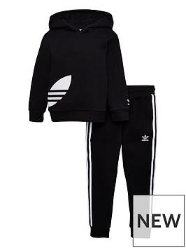 adidas-originals-bg-trefoil-hoodie-tracksuit-black