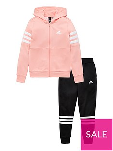 adidas-childrens-2-piece-zip-front-hoodie-and-joggers-set-pink