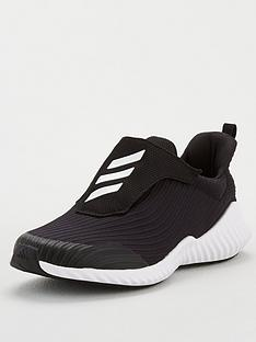 adidas-fortarun-childrens-trainer-blackwhite