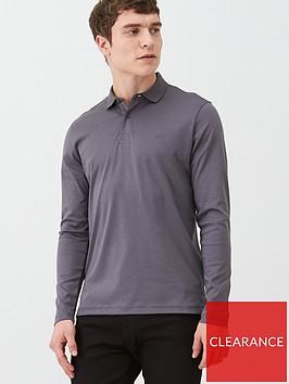 boss-pirol-polo-shirt-grey