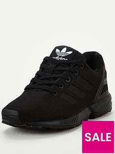 adidas-originals-zx-flux-childrens-trainers-core-black