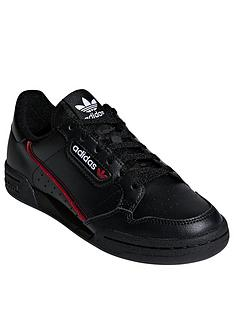 adidas-originals-continental-80-junior-trainers-black