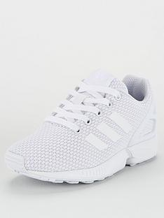 adidas-originals-zx-flux-childrens-trainers-white