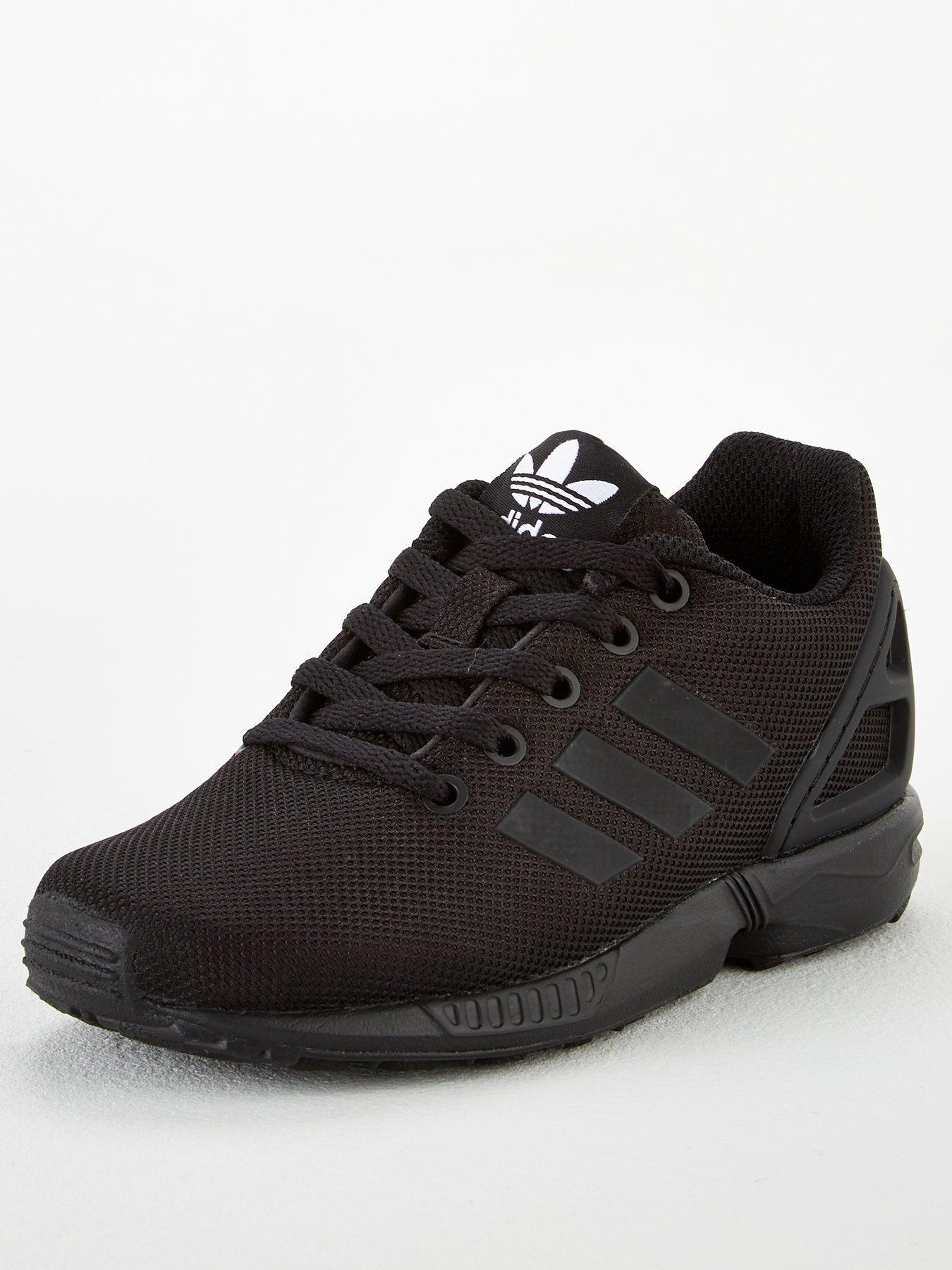 Smijeh Uništiti Normalizacija adidas originals zx flux trainers ...