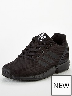 adidas-originals-zx-flux-junior-trainers-core-black