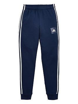 adidas-boys-3-stripe-pants-navy