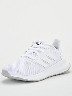 adidas-runfalcon-childrensnbsptrainers-white