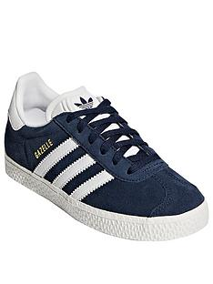 adidas-originals-gazellenbspchildrens-trainer-navywhite