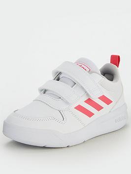 adidas-tensaurus-childrens-trainers-whitepink