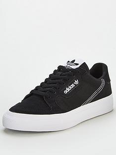 adidas-originals-continental-vulc-junior-trainer-black